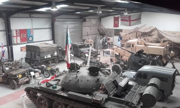 The Wight Military and Heritage Museum.