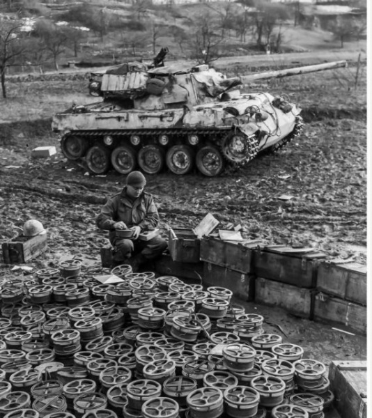 M1A1 Anti – Tank Mines