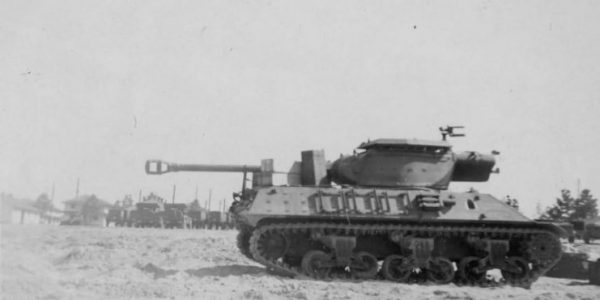 90 mm Gun Motor Carriage M36 Jackson