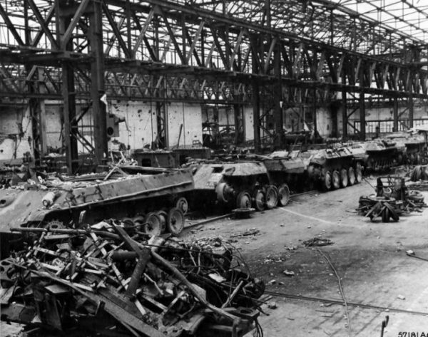 Aschaffenburg Tank and Submarine Plant