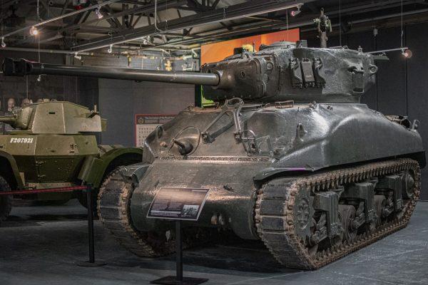 M4A1 Sherman 76 mm (wet).
