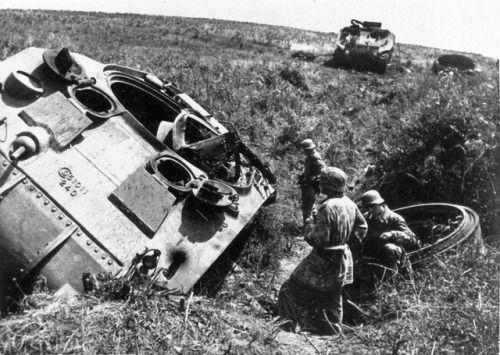 Lend Lease M4A2 in Russia