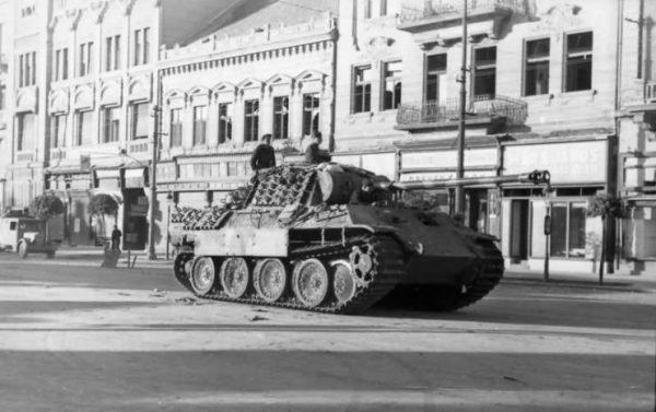 Hungary Panzer V