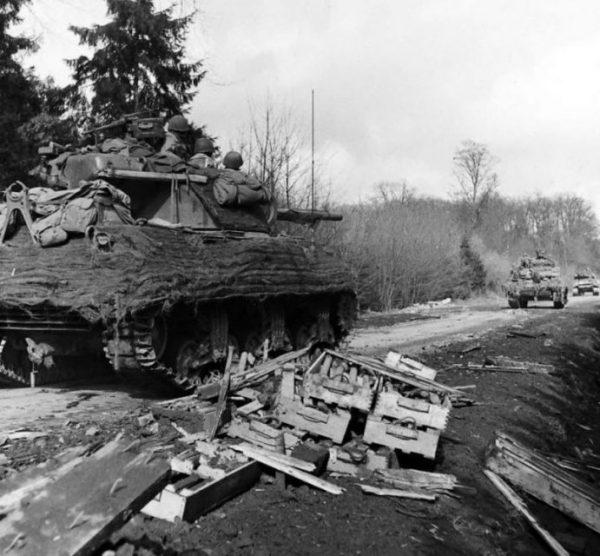 M36 Germany 1945