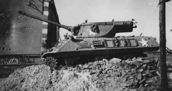 M36 Jackson Ardennes Offensive
