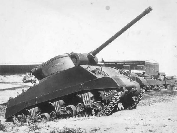 M36 Jackson Tank Destroyer 1944