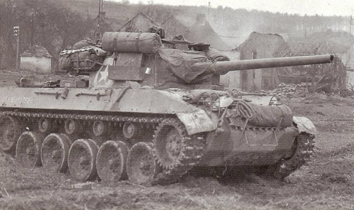 A total of 2,507 vehicles were produced from July 1943 through October 1944.