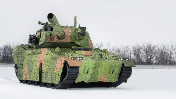 BAE Systems' MPF. Image from BAE Systems.