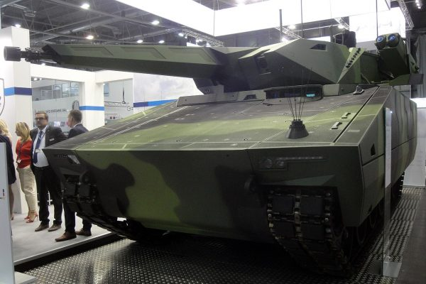 Rheinmetall are hoping their vehicle is chosen to replace the M2 Bradley. Image by Reise Reise CC BY-SA 4.0.