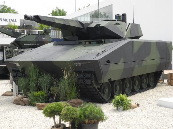 The KF41 Lynx. Image by Wolpat CC BY-SA 4.0.