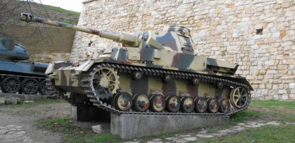 Pz.Kpfw-IV in Belgrade Military Museum, Serbia.Photo PetarM CC BY-SA 4.0