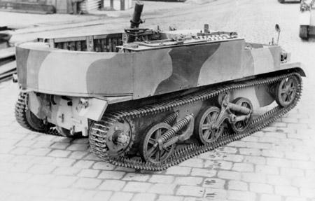 3 inch morter carrier