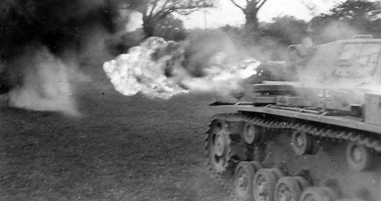 Flammpanzer III Sd.Kfz 141 3