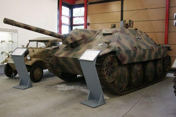 German Panzer Museum Hetzer – baku13 CC BY-SA 3.0