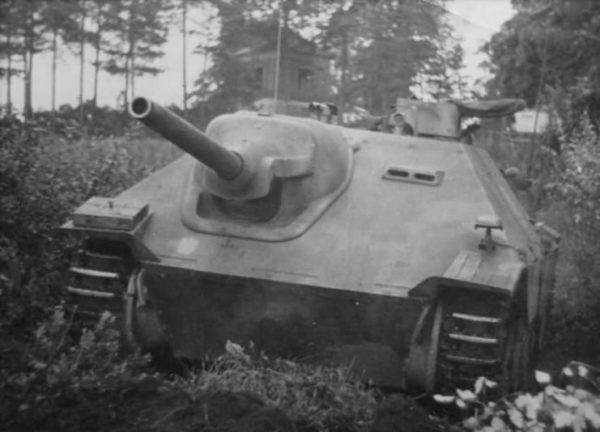 Hetzer Jagdpanzer 38t 1944