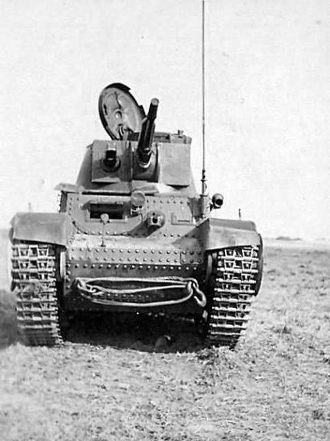 Panzer 35t Minsk Ostfront