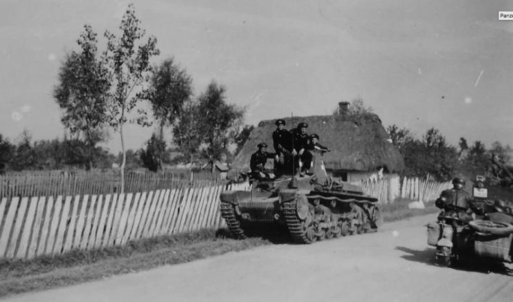Panzer 35(t) Poland 1939