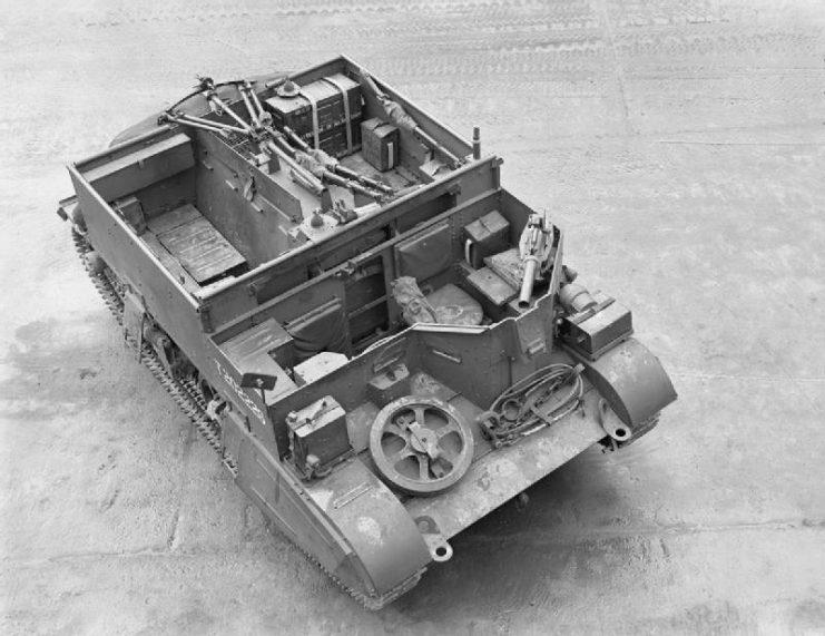 Universal Carrier Mk II