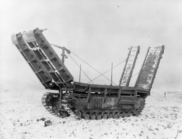 Churchill Ark Mk II (UK Pattern)