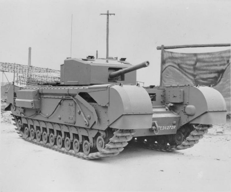 Churchill Mark III