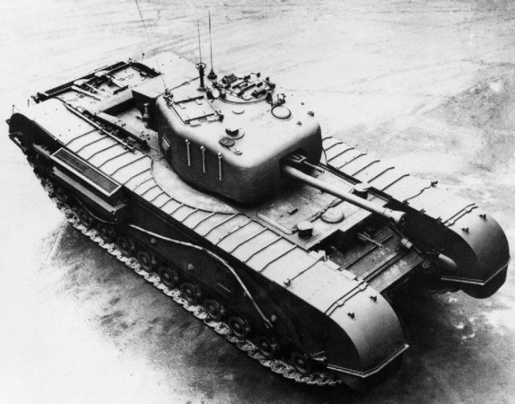 Churchill Mark VI