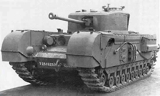 Churchill Mark VII