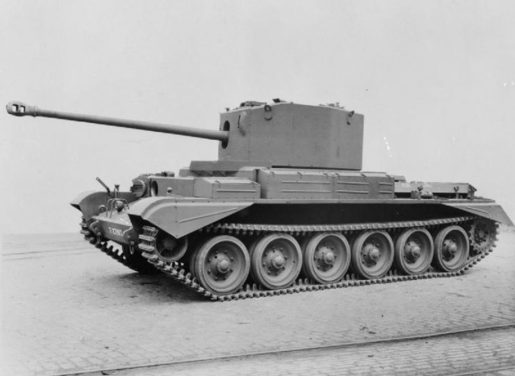 Cruiser tank Challenger (A30)