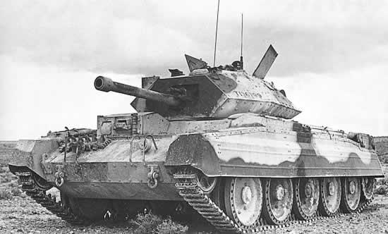 Crusader Mk III
