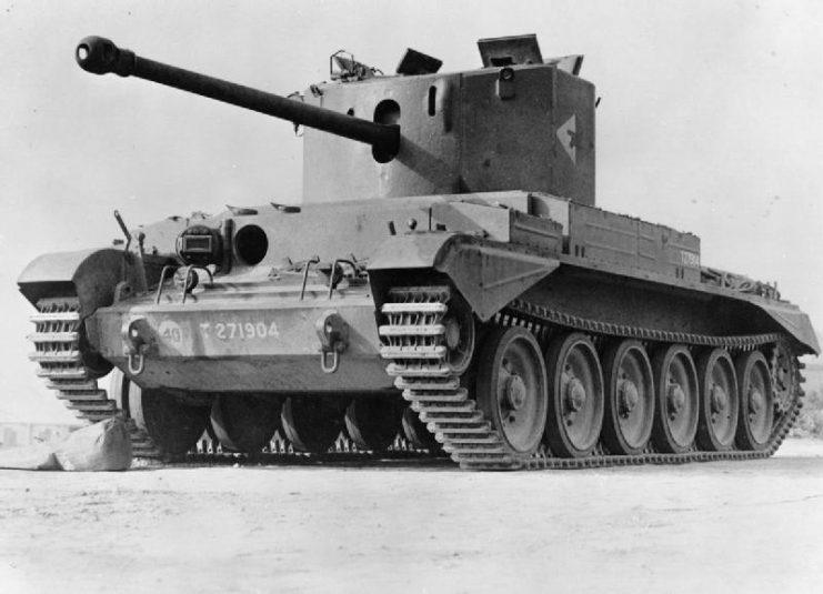 Tank, Cruiser, Challenger (A30)