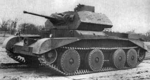 Tank, Cruiser, Mk IV (A13 Mk II)